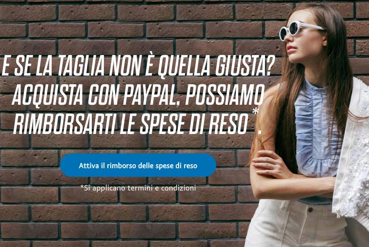 Fare shopping online e pagare con Paypal conviene - Shoppics.com