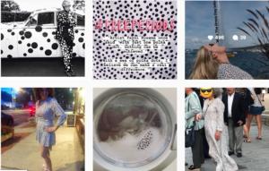 tendenze moda 2019 2020 instagram zara polka dot midi dress