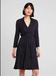 tendenze moda 2019 2020 Polka dot dress French Connection - Shoppics.com