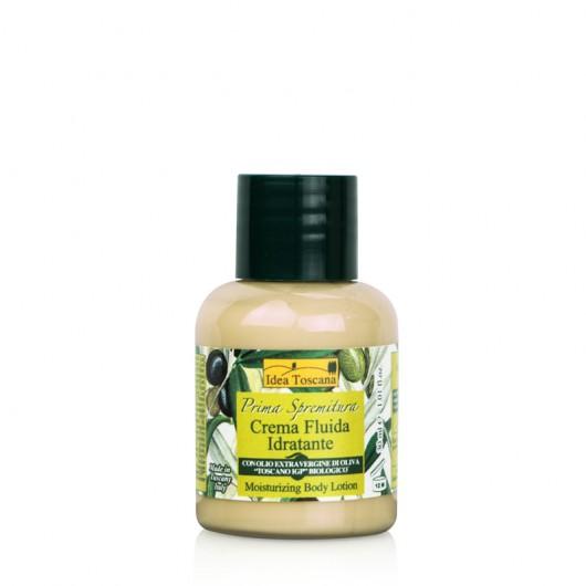 Crema corpo idratante all'olio di oliva - Shoppics.com