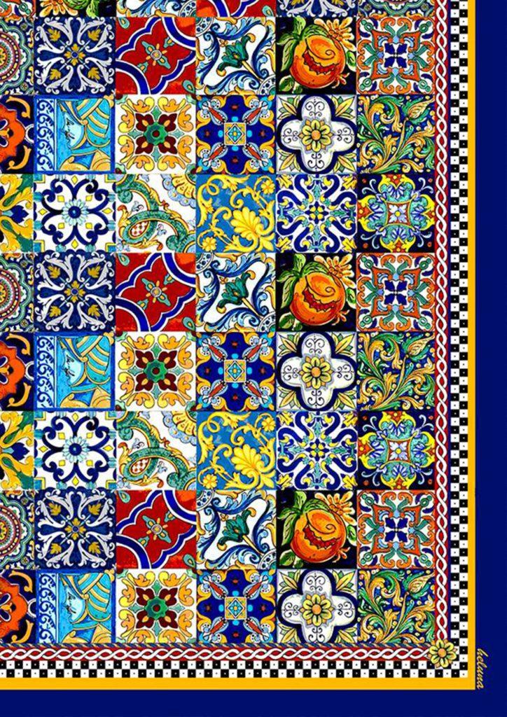 Foulard Maioliche - Shoppics.com