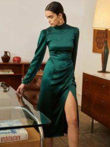 Verde colore tendenza inverno 2020 - Shoppics.com