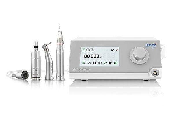 Sistema per implantologia Chiropro Plus LED
