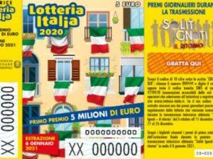 comprare biglietto lotteria online - Shoppics.com