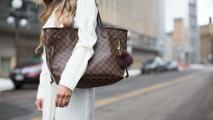 Louis Vuitton shopping bag: come riconoscere l'originale